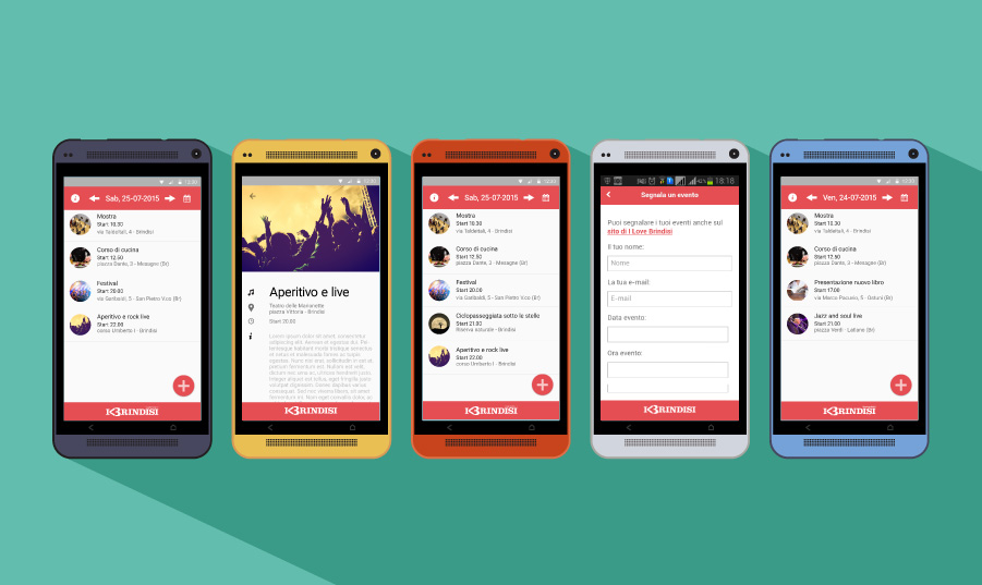 I Love Brindisi app