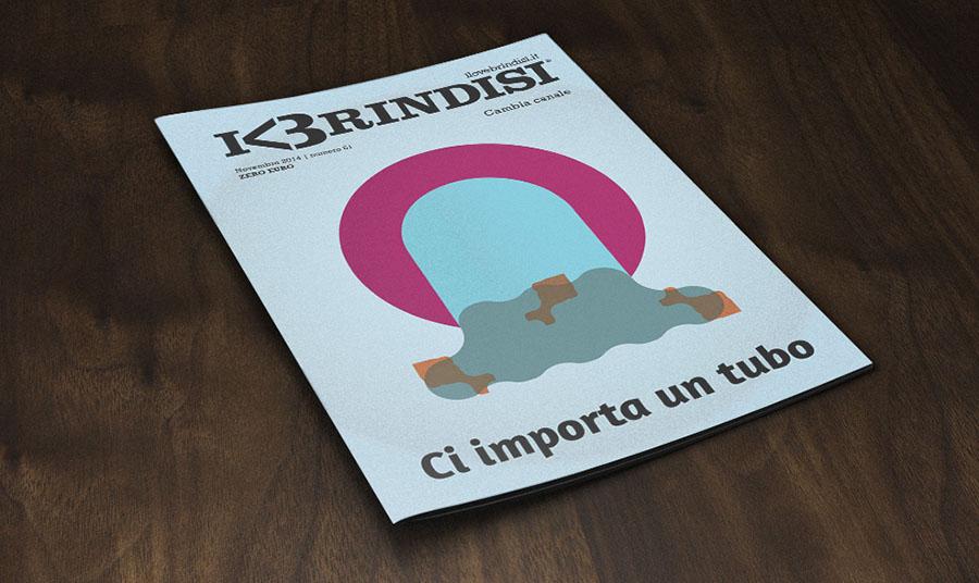 cover progetto Ilovebrindisi Magazine