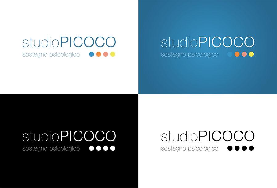 logo studio Picoco