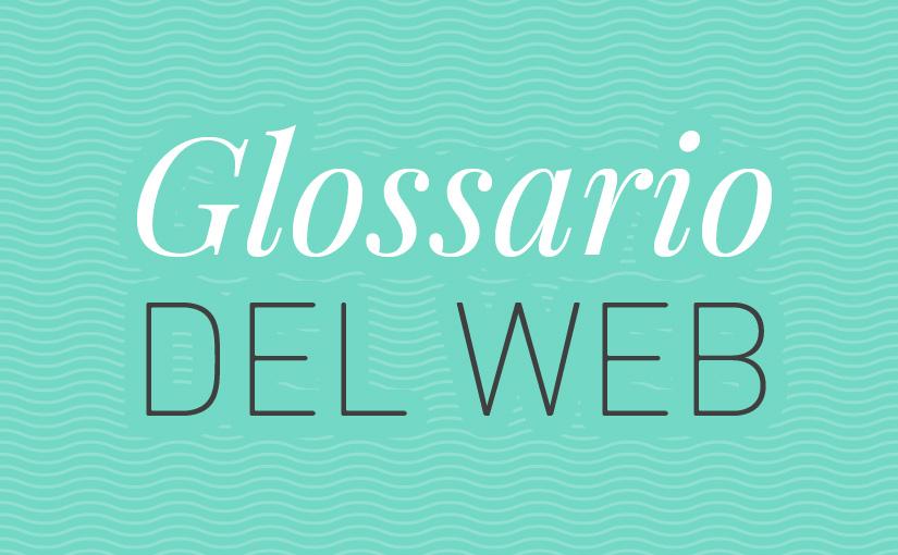 Glossario del web