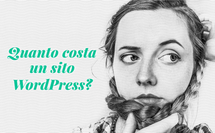 Quanto costa un sito WordPress?